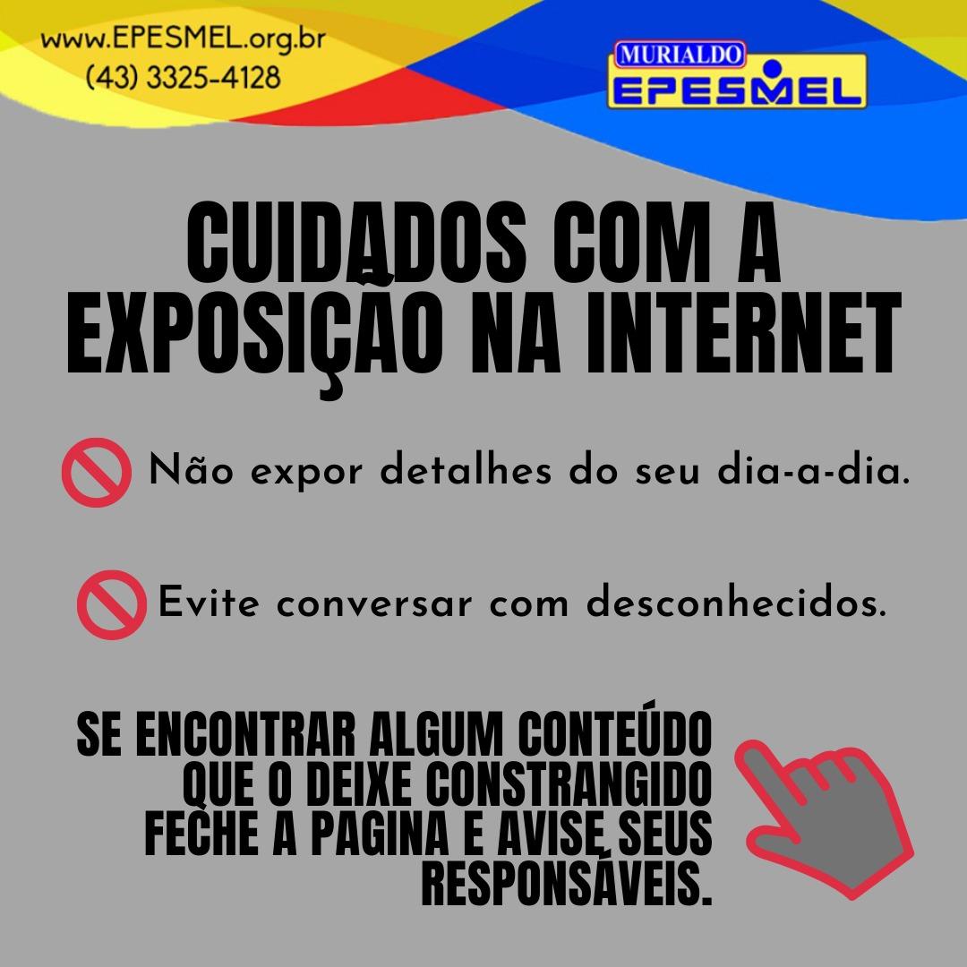 Cuidados Internet